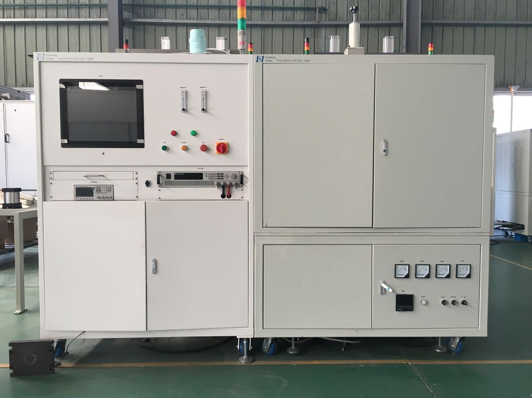 1kW Fuel Cell Testing Equipment SOFC Test Systems PLC Closed Loop Control